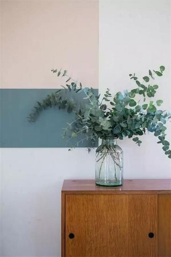 用绿植打造天然温馨感  图片源自fashion.sina. com.cn