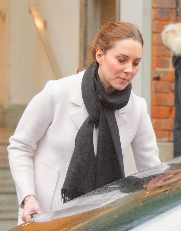 英国凯特王妃(图片来源于myroyalsblog)