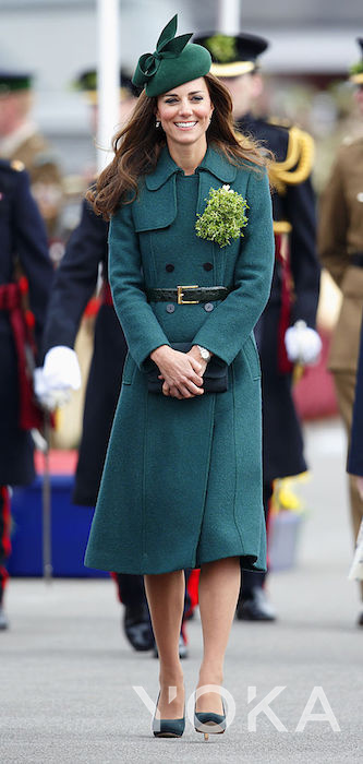 凯特王妃(图片来源于hellomagazine)