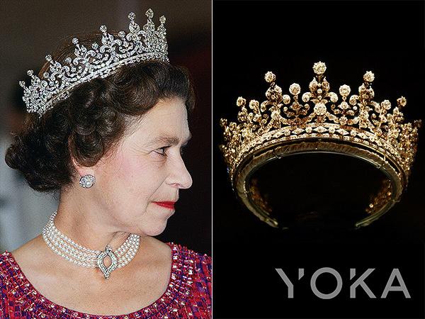 大不列颠及爱尔兰之女王冠