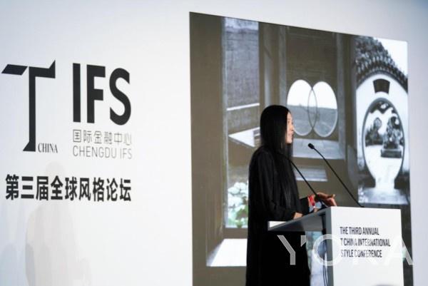 Uma Wang 品牌创始人及创意总监王汁女士