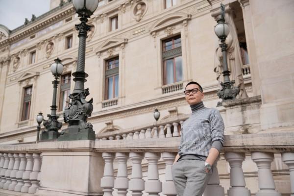 时尚教父Tony分享穿衣哲学 个性街拍闪耀米兰巴黎