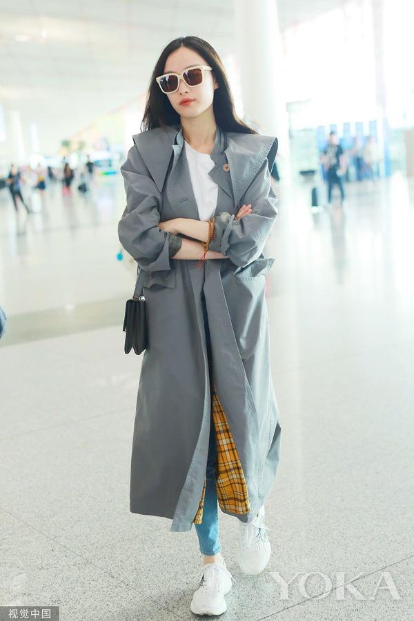 倪妮(圖片來自視覺中國)