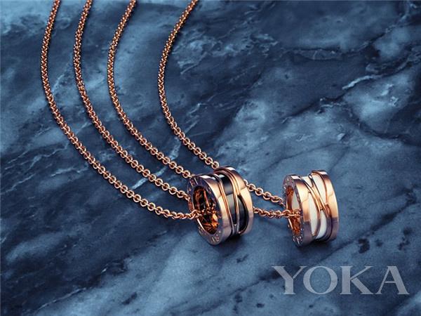 全新宝格丽B.zero1系列珠宝(图片来源于品牌)