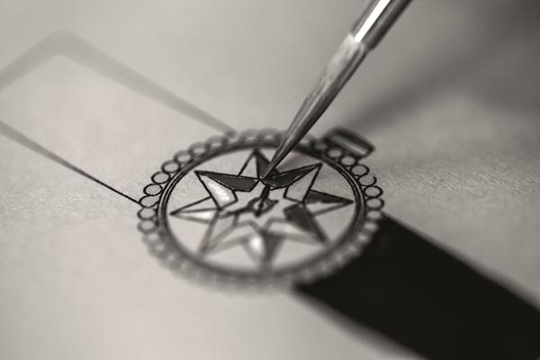 迪奥高级腕表 书写星辰与玫瑰的故事