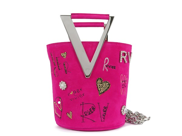 Funny Love RV迷你链条水桶包