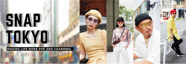 跟随TRESBIND漫步东京 捕捉流行之姿 演绎时