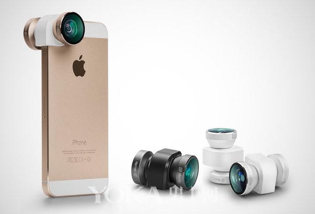 iPhone外设多此一举? 那是你没见过这8款配件