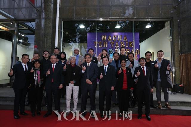寻迹马来西亚-当代艺术上海展开幕