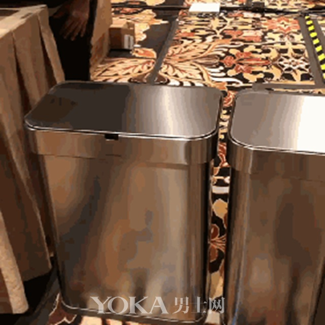 垃圾桶都玩芝麻开门 2017CES的黑科技赞爆了