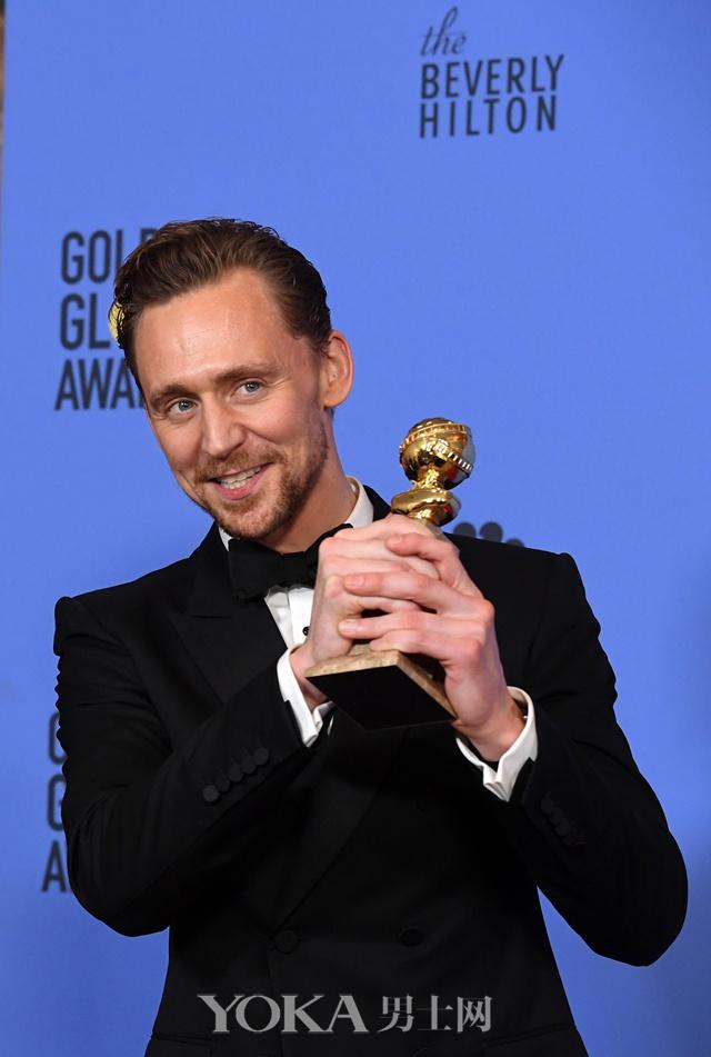 金球奖跟你有毛关系 顶多在年会上模仿明星穿搭