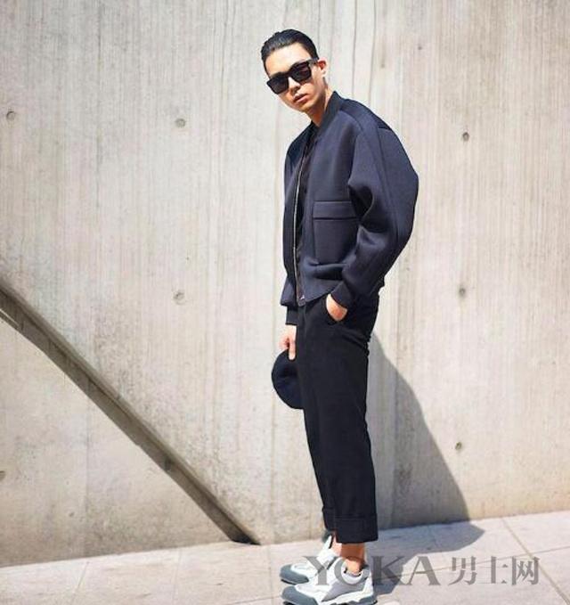 除了西装 西裤搭配这些上衣也依然优雅绅士范