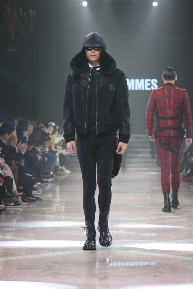 Les Hommes -SIFS上海时装周国际品牌发布