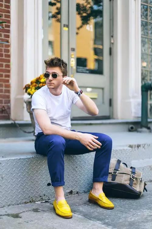 舒适方便还倍儿时髦  乐福鞋我天天穿都不觉得腻